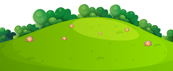 graphic free library Grass and sky background clipart. Meadow ground png clip