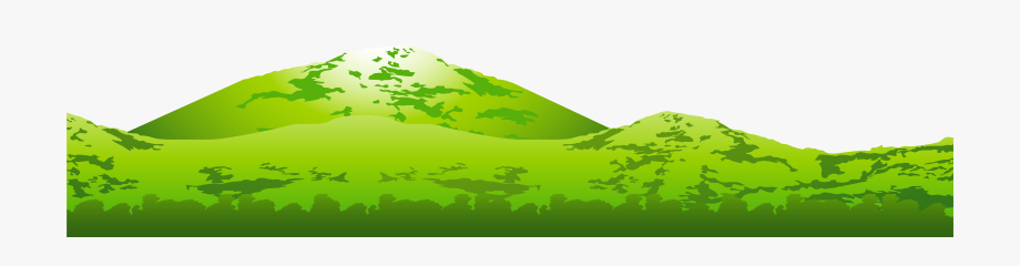 image transparent stock Green mountain transparent png. Ground clipart moutains