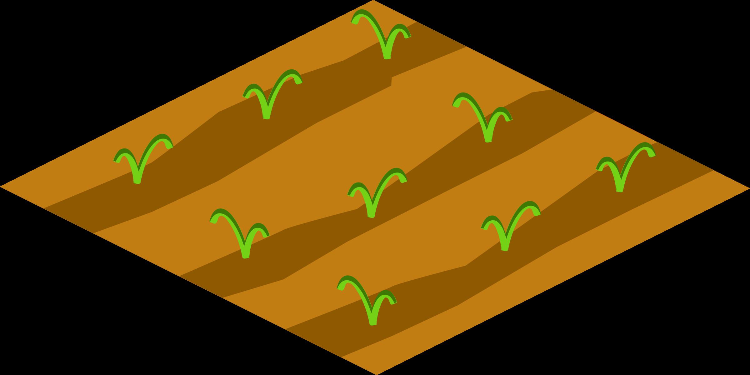 clip art freeuse stock Isometric floor tile big. Ground clipart soil