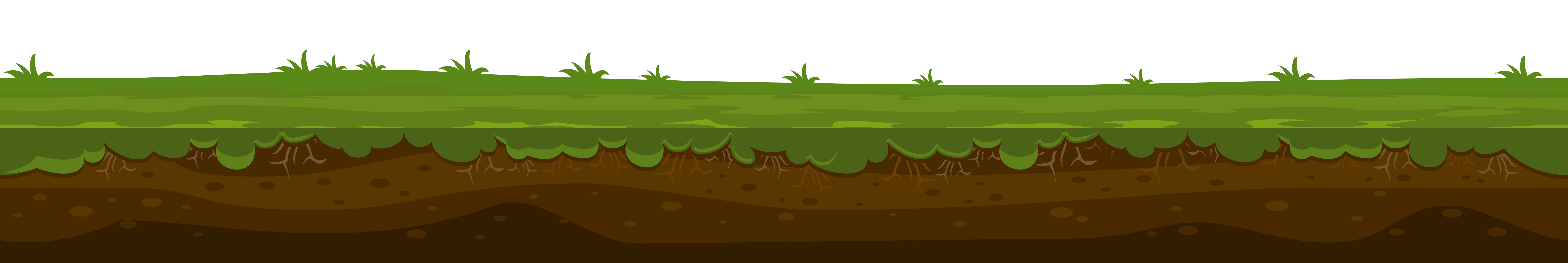 banner library Ground clipart soil. Green grasses meadow font