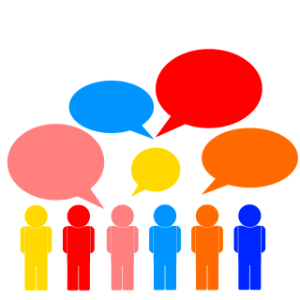 svg freeuse download Group clipart focus group. News events vle review
