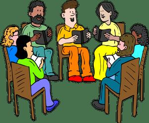 image transparent Groups st mark community. Group clipart group conversation