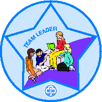 vector transparent library Group clipart leadership. Team leader girlguiding
