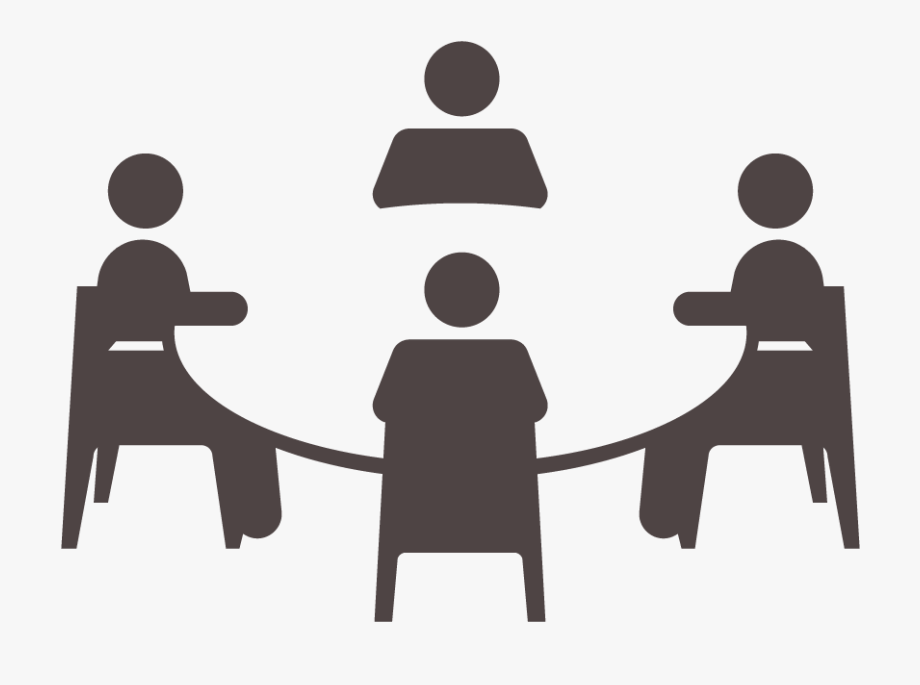 image royalty free stock Work communication . Group discussion clipart.