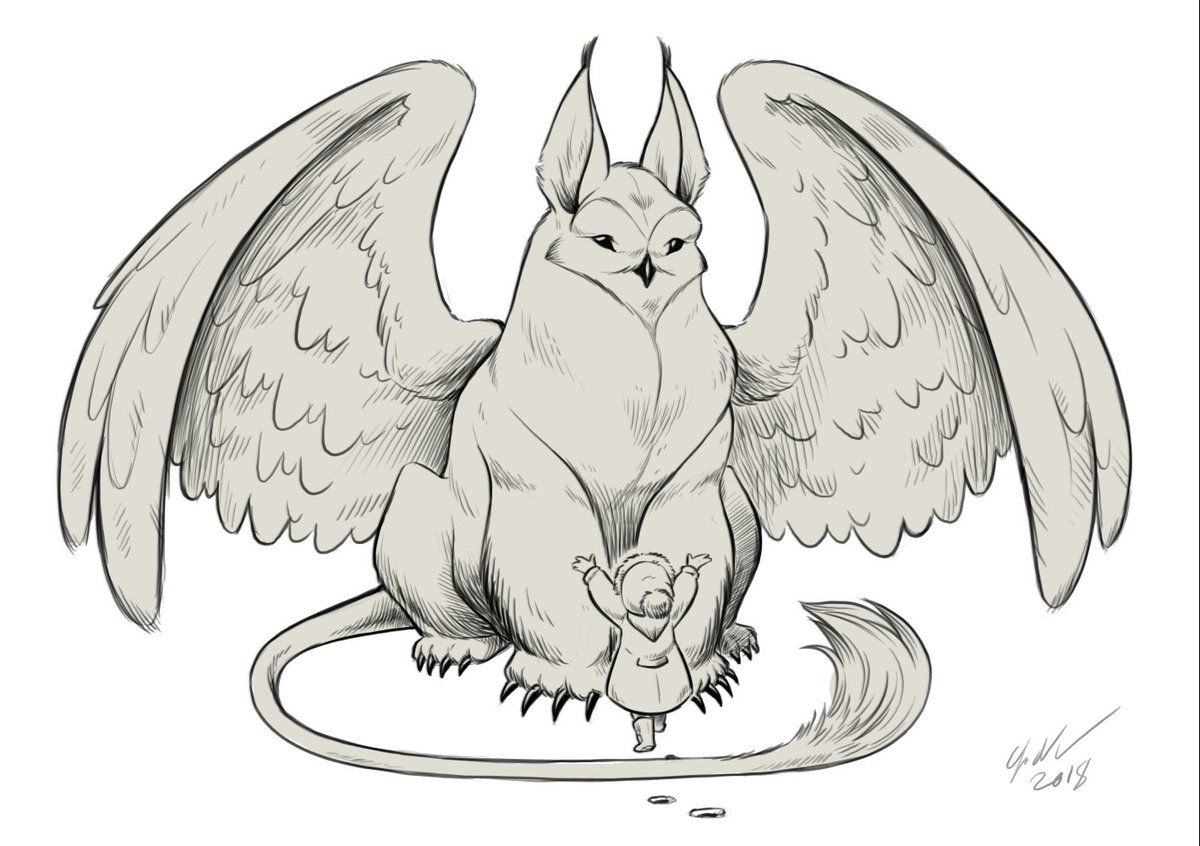 jpg free Gryphon drawing. At paintingvalley com explore