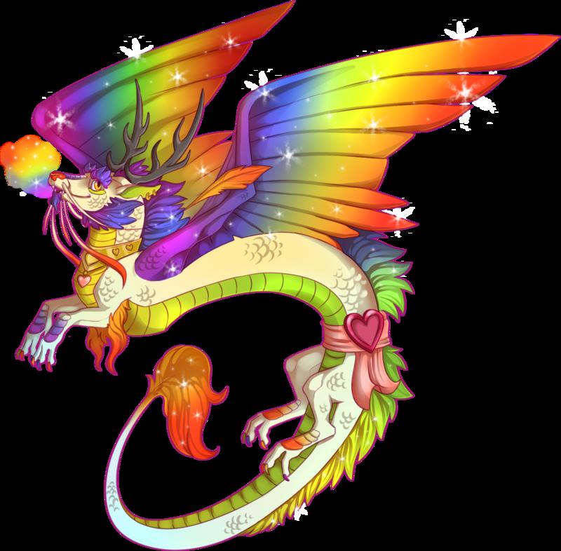 free Pride Dragon