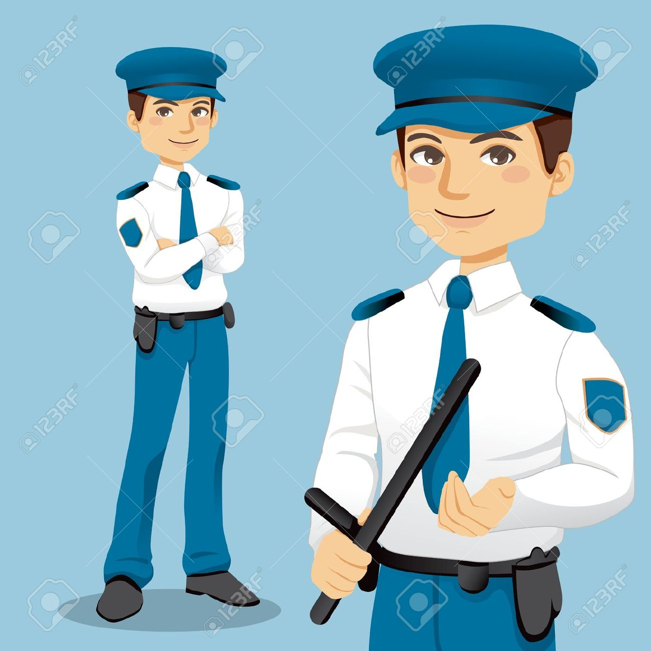 svg free download School security clip art. Guard clipart.