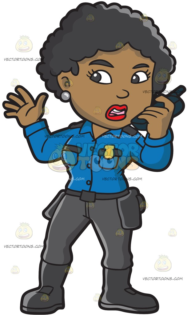 banner library library A black female security. Guard clipart airport