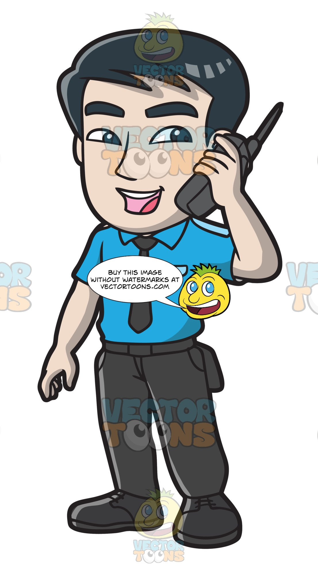 svg Guard clipart airport. A male asian security