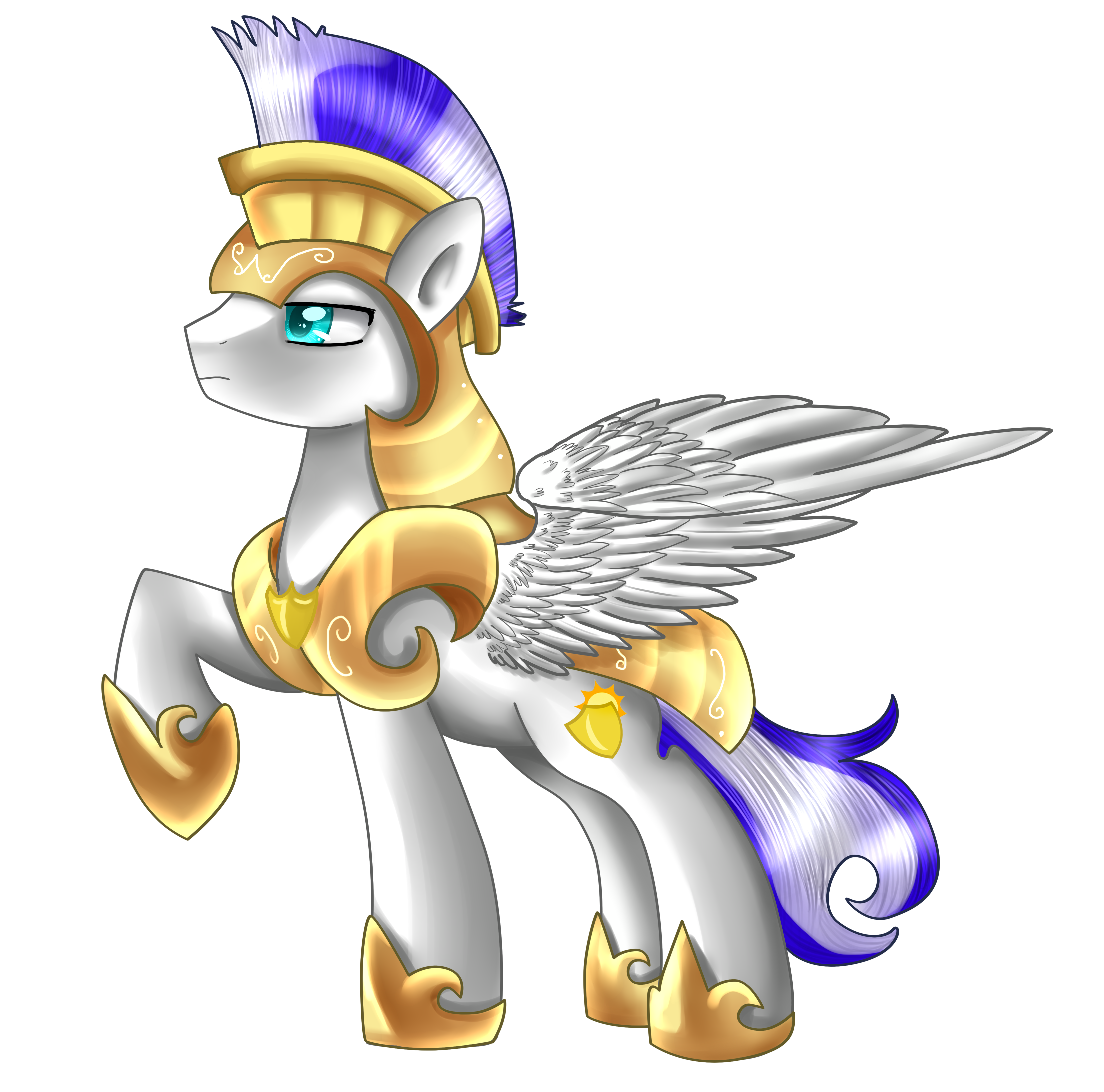 graphic library Solar characters mlp forums. Guard clipart sentinel