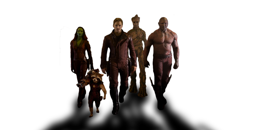clip black and white stock Of png photo mart. Marvel transparent guardians the galaxy