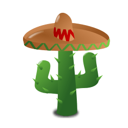 svg black and white library Mexican green cliparts zone. Guitar clipart fiesta