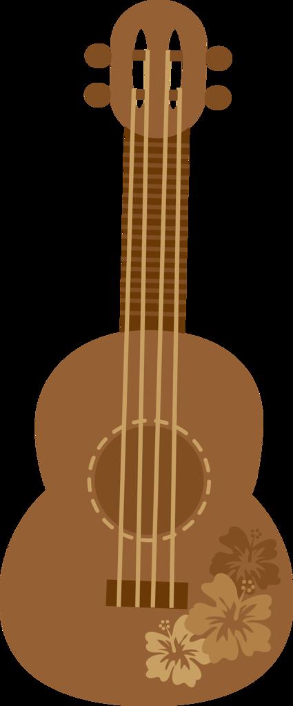 png transparent download Cg png hawaiian clip. Acoustic clipart cute.