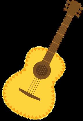 banner black and white Musician clipart air guitar. Cinco de maio minus.