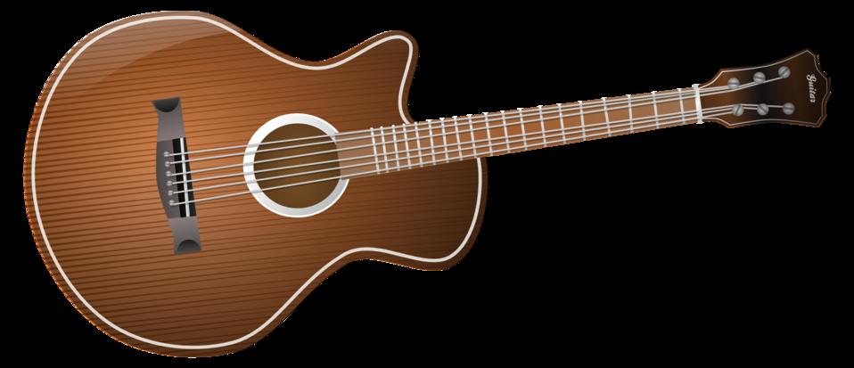 picture transparent Guitar clipart public domain. Clip art image id
