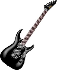 clip art royalty free stock Guitar clipart public domain. Maxim clip art at