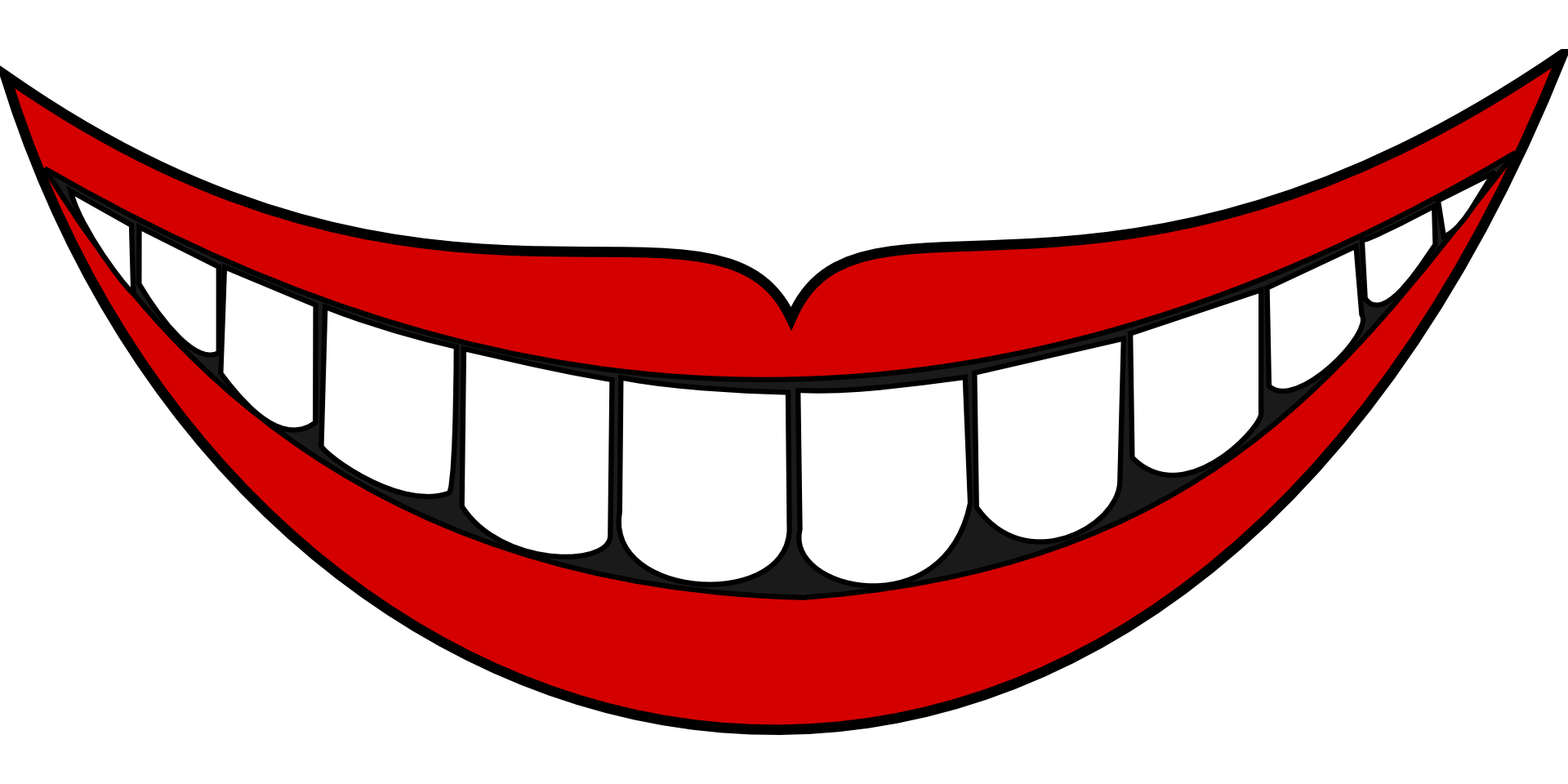image freeuse Gum clipart mouth. Smiley face clip art