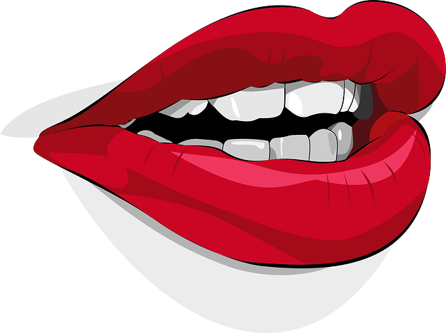 clip transparent download Gum clipart red lipstick. Photo by clker free