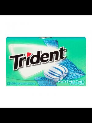 library Gum clipart trident gum. Bubble minty sweet twist