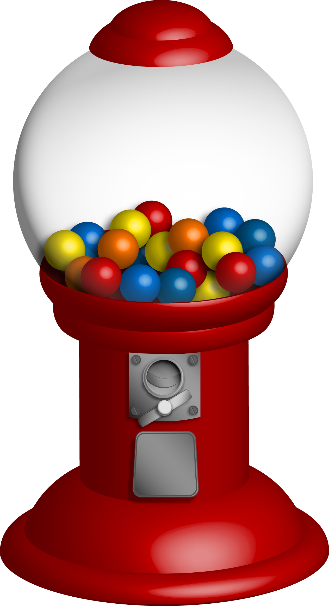 clipart royalty free download Ball on clip art. Gumball machine clipart.