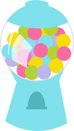 picture black and white download At getdrawings com free. Gumball machine clipart coloring sheet