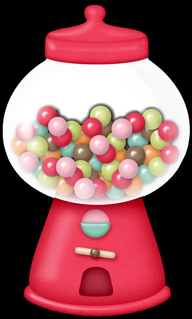 banner freeuse download Lliella yummyscrummy gumballmach png. Gumball machine clipart pink