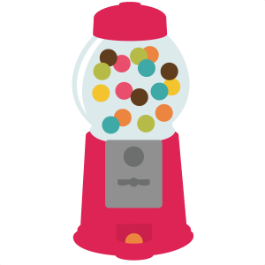 graphic royalty free download Gumball Machine SVG file free svg files free svg cuts free cut files