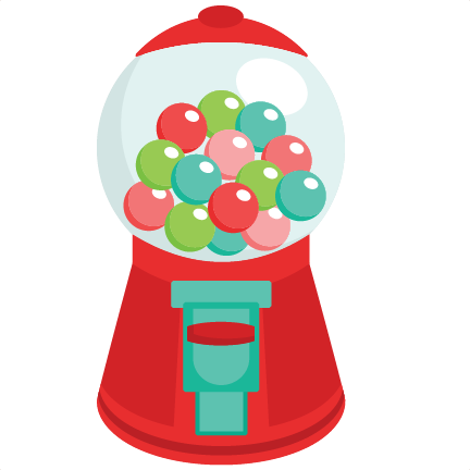 png free stock Gumball Clipart