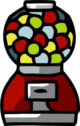 image royalty free stock Gumball Machine