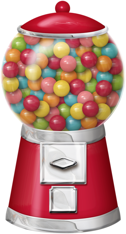 svg black and white library GUM BALL MACHINE