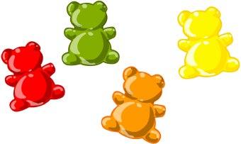 clip art download Gummy clipart.  bear clipartlook.