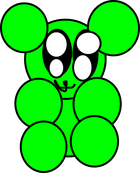 clip art royalty free stock Object shows community fandom. Gummy bear clipart