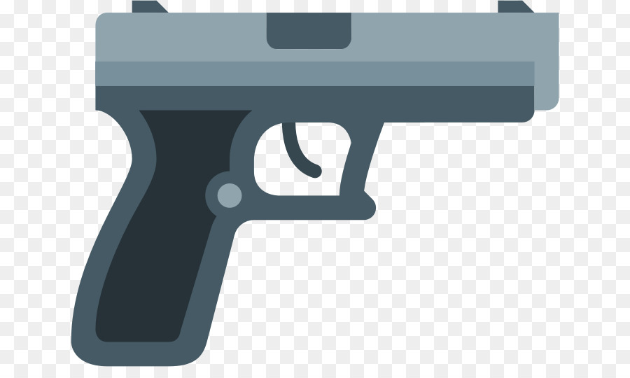 freeuse Line logo transparent clip. Gun clipart.