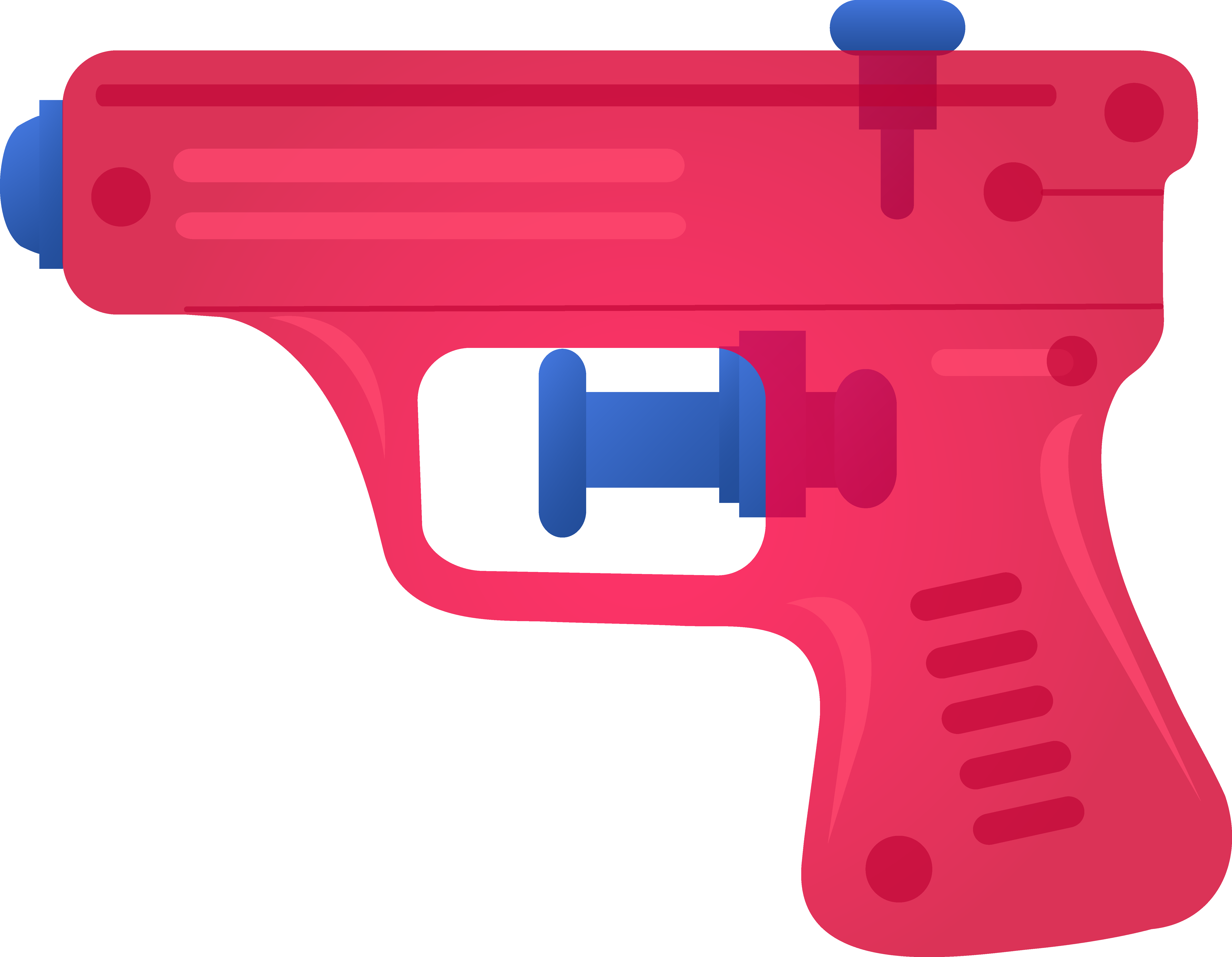 image free Toy . Gun clipart.