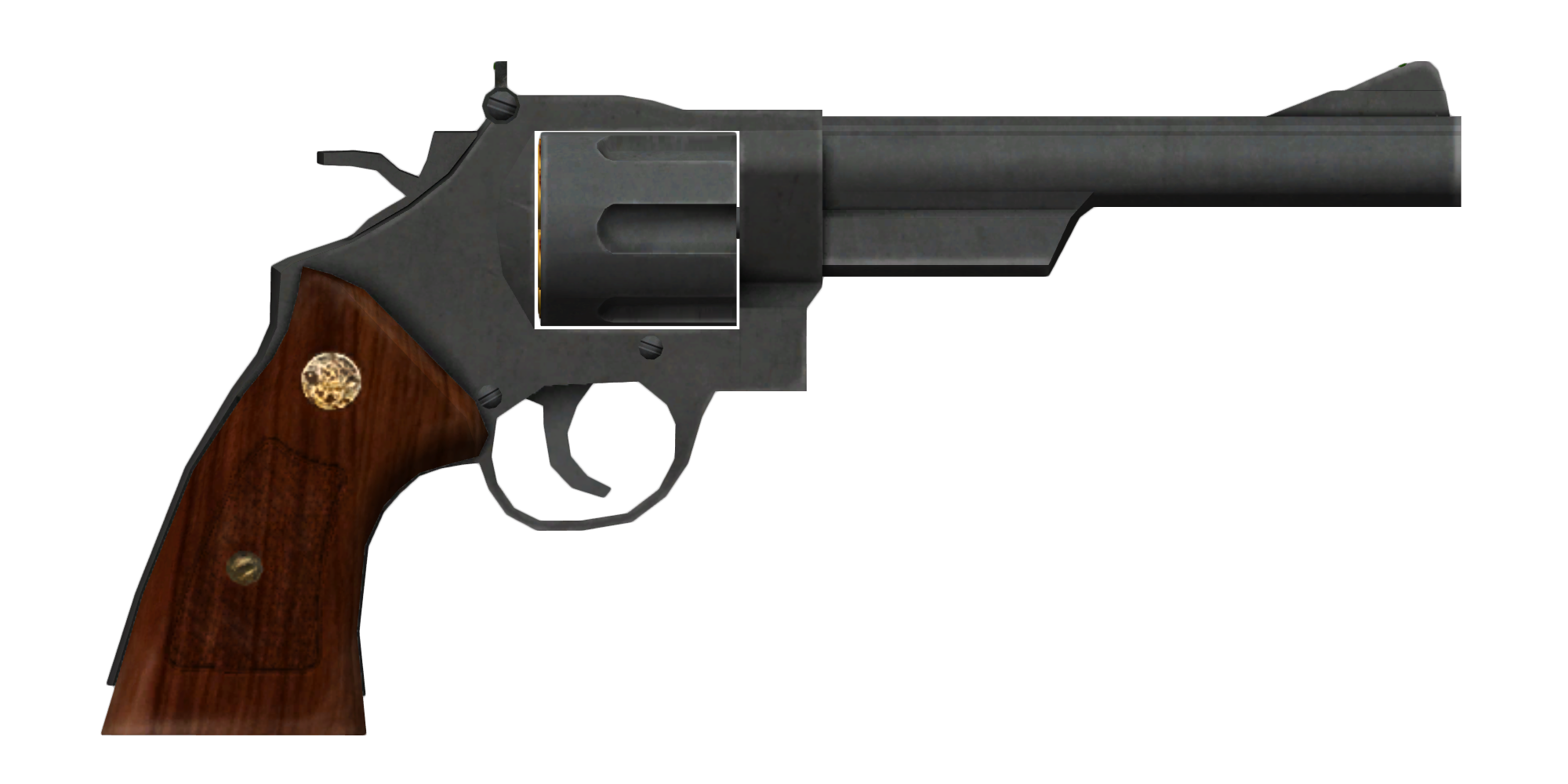 clipart royalty free  revolver heavy fallout. Gun clipart frame