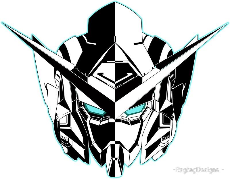 clip freeuse download Gundam vector.  tutorial logo with
