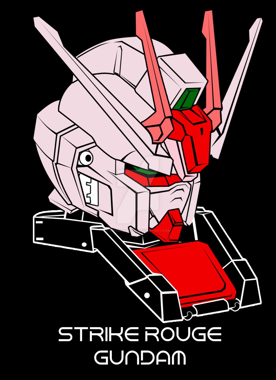 download Strike Rouge Gundam