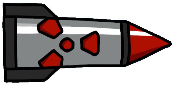 svg library Guns clipart bomb. Nuclear scribblenauts wiki fandom