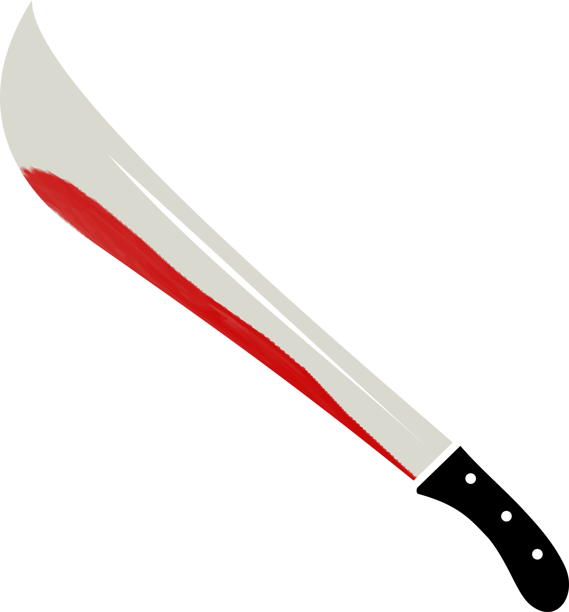 svg transparent download Guns clipart knife. Machete free on dumielauxepices