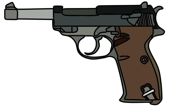 image free stock svg gun easy cartoon #104319701