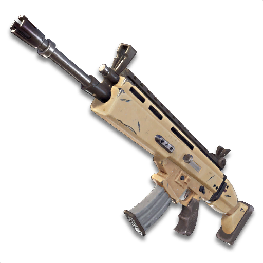 clip art freeuse download guns transparent fortnite #97365343