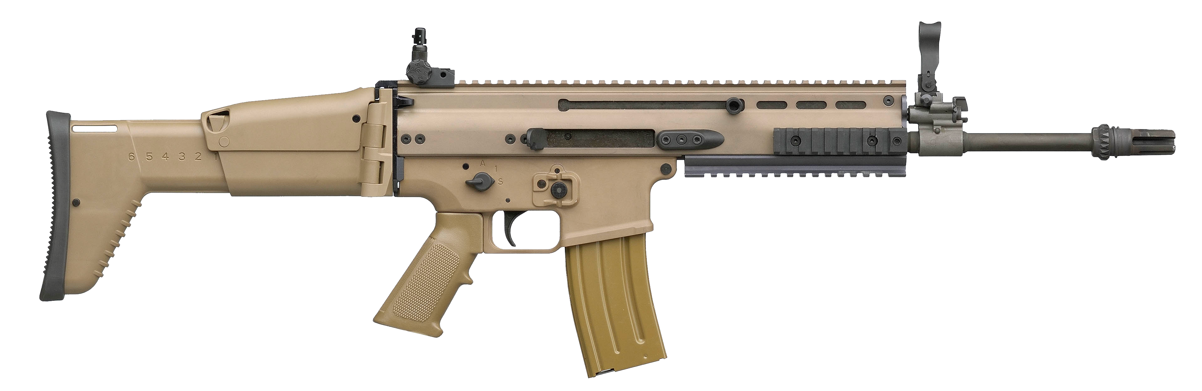 svg free download guns transparent scar #97364727