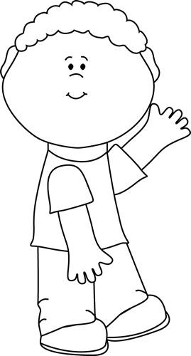 clip free download Guy clipart black and white. Kids clip art images