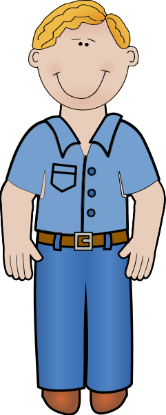 royalty free stock  collection of high. Guy clipart man standing