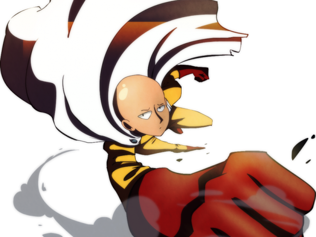 picture freeuse download Guy clipart single person. One punch man ine