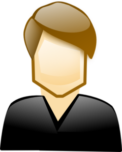 picture freeuse Single Man Clip Art at Clker