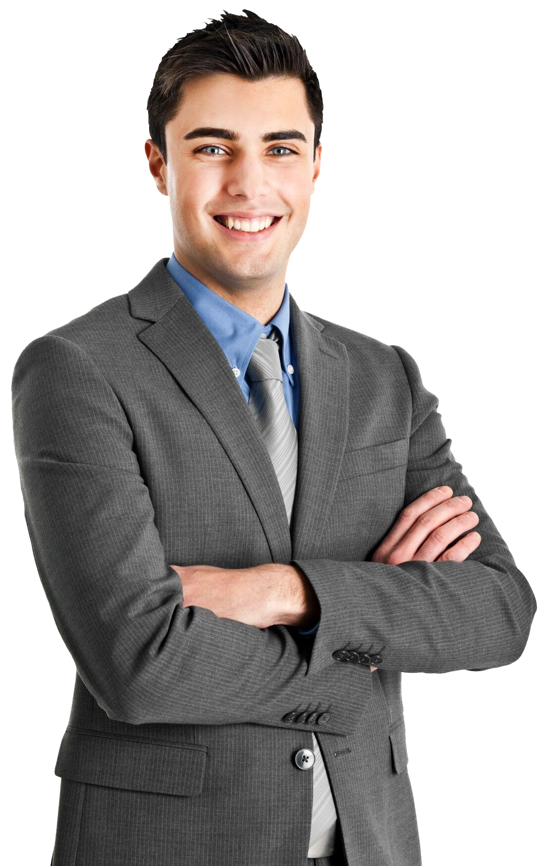 png freeuse library guy transparent business #113381348
