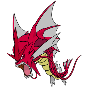 jpg free Shiny Mega Gyarados Global Link Art by TrainerParshen on DeviantArt