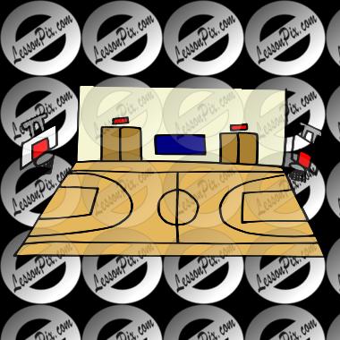 clip art freeuse stock Gymnasium desktop backgrounds picture. Gym clipart art