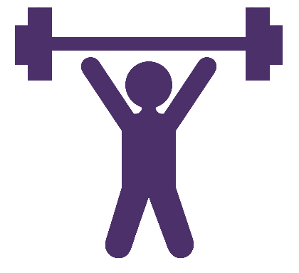 svg transparent library Fitness wellness university at. Gym clipart recreation center building